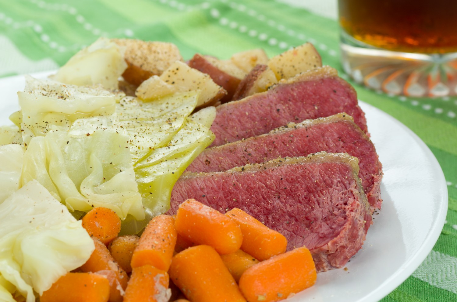 Image for Corned Beef and Cabbage