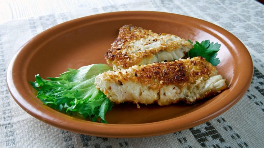 Image for Coconut Crusted Cod