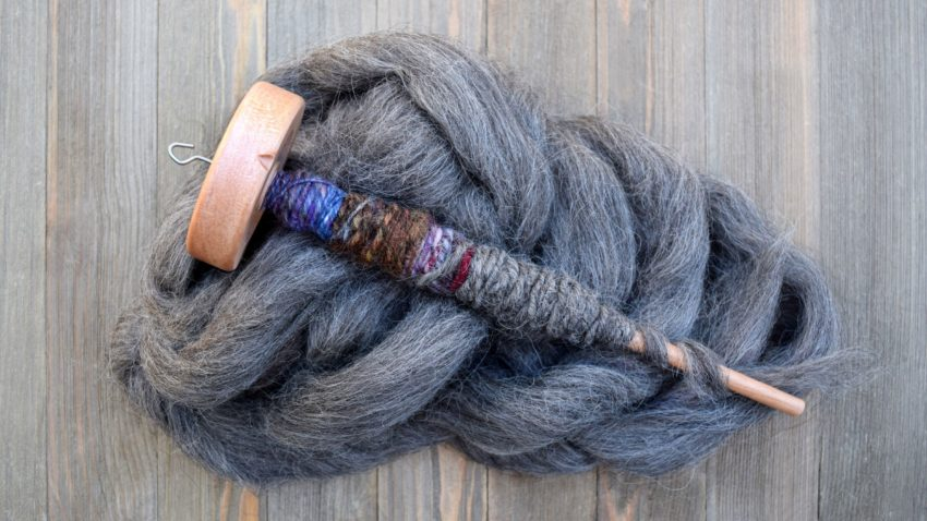 Image for Spin Your Own Natural Yarn