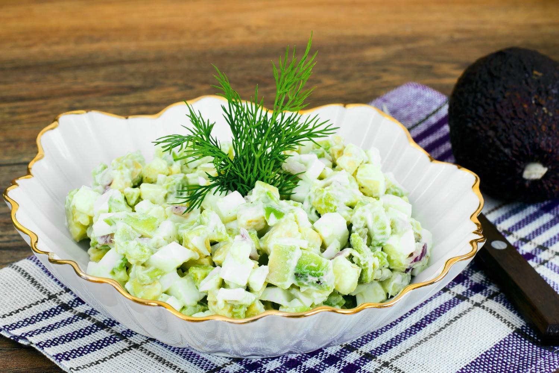 Image for Avocado Egg Salad