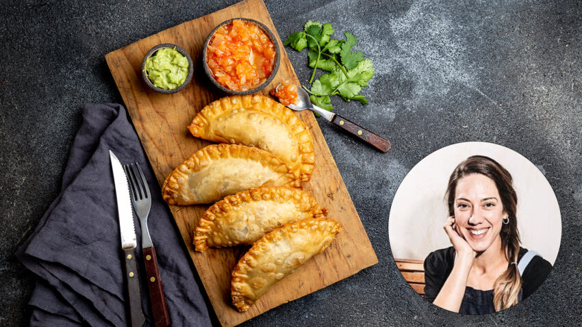 Image for Virtual Class – Make Your Own Empanadas