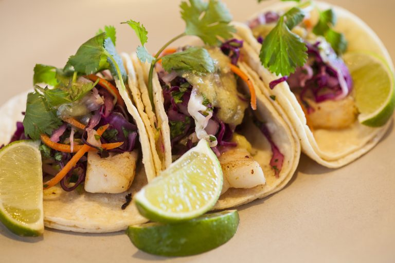 Image for Blackened Fish Tacos