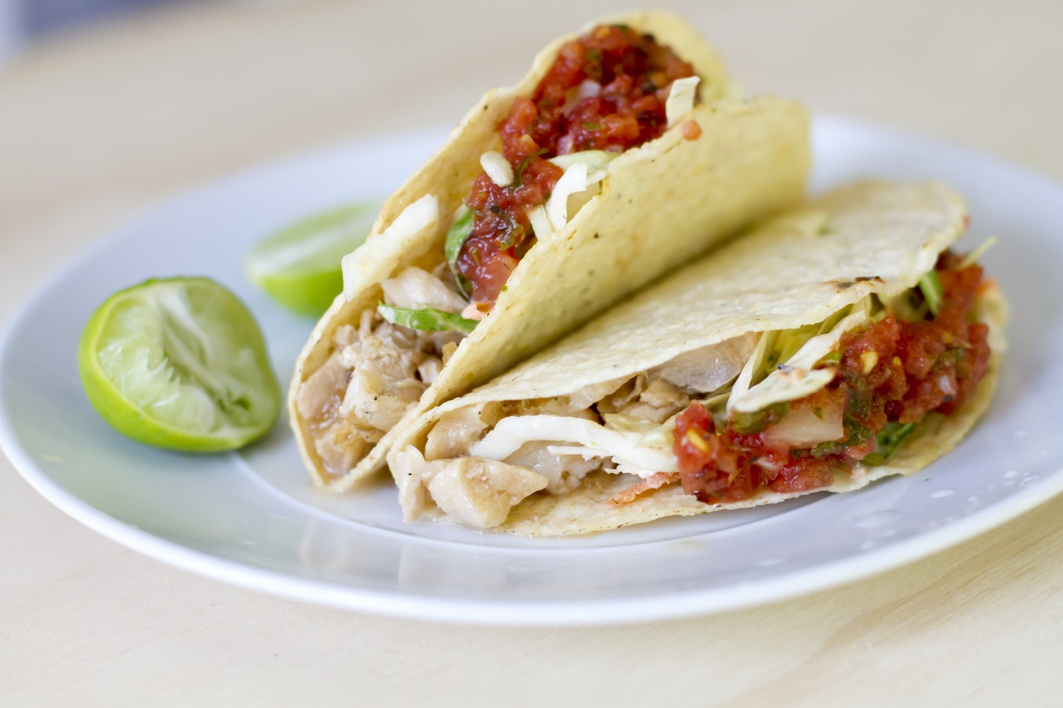 Image for Fish Tacos with Kimchi
