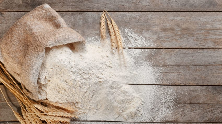 Image for Baking with Wheat Flour