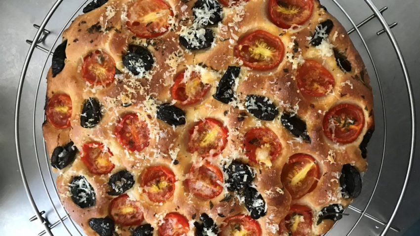Image for Make your own Focaccia