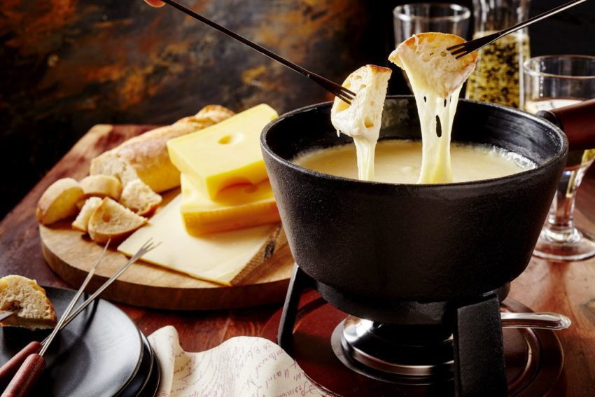 Image for Cheese Fondue