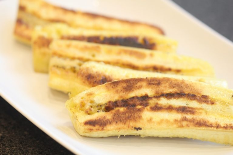 Image for Fried Salvadoran Plantains