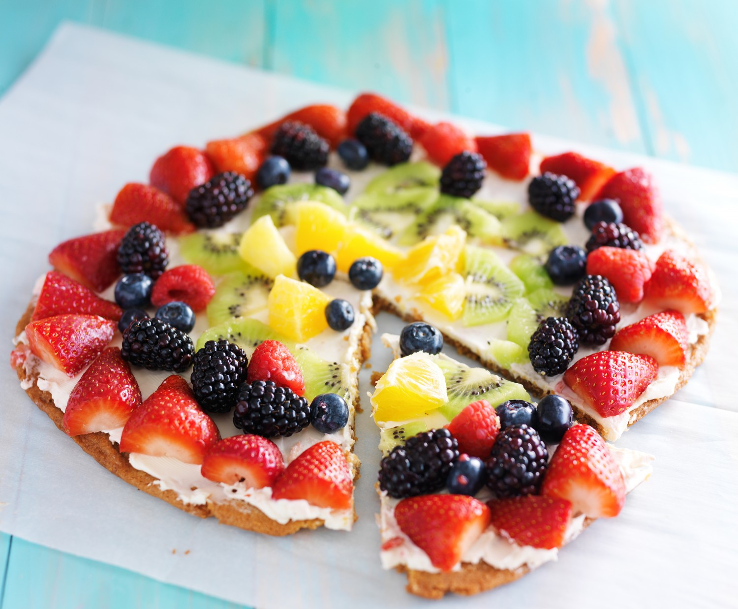Image for Party Fruit Pizza