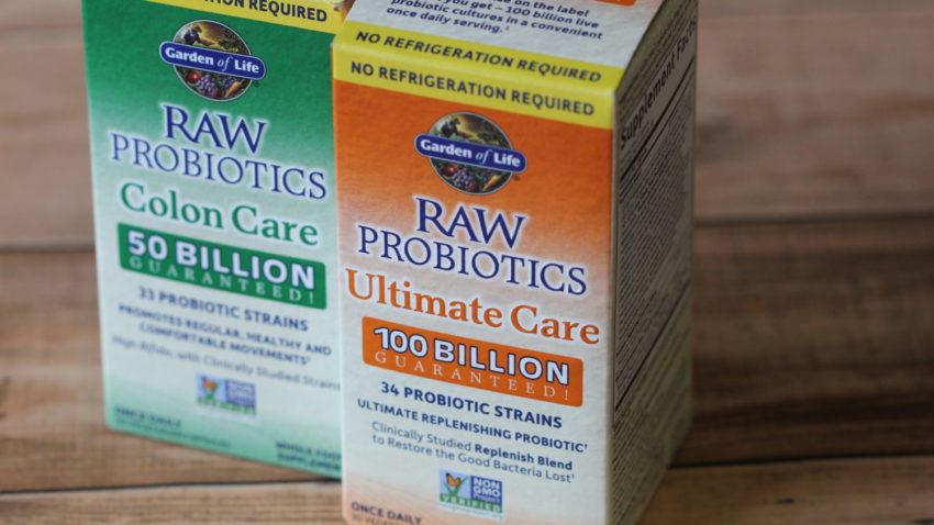 Image for BOGO Sale: Garden of Life Probiotics