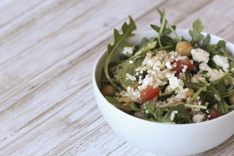 Image for Greek Brown Rice Salad