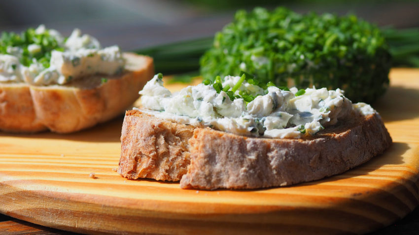 Image for Goat Cheese Spread with Herbs