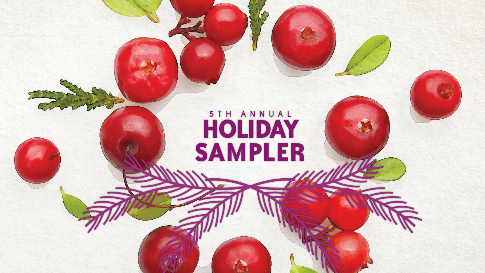 Image for 5th Annual Holiday Sampler