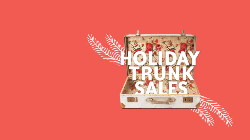Image for Holiday Trunk Sales