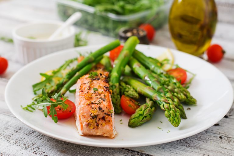 Image for Garlic Honey Salmon