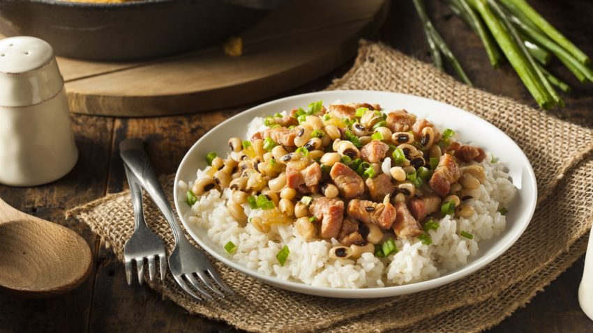 Image for Hoppin' John for Good Luck in the New Year
