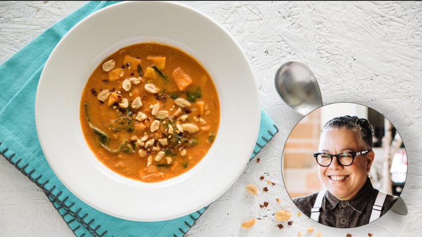 Image for Virtual Class – Maafe Peanut Stew