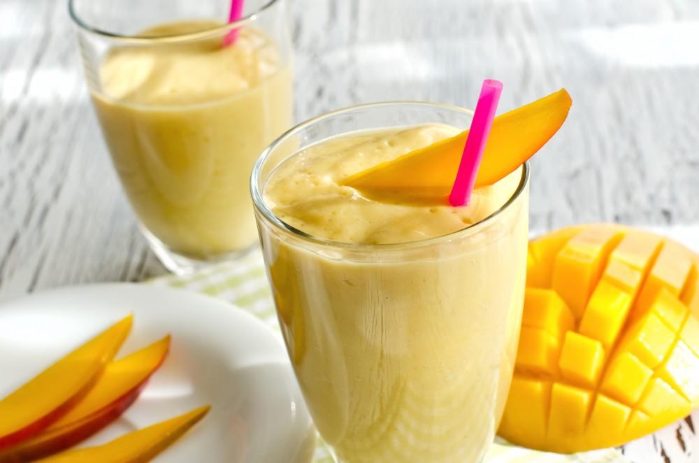 Image for Mango Banana Smoothie