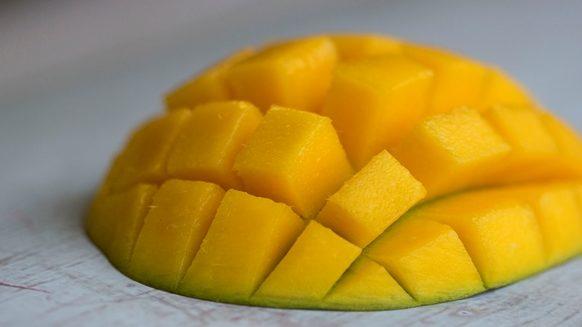 Image for Mango lassi