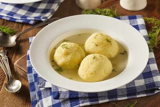 Image for Matzo Ball Soup