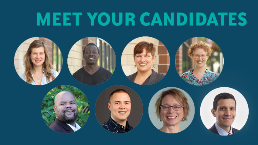 Image for Virtual Event – Meet Your Candidates