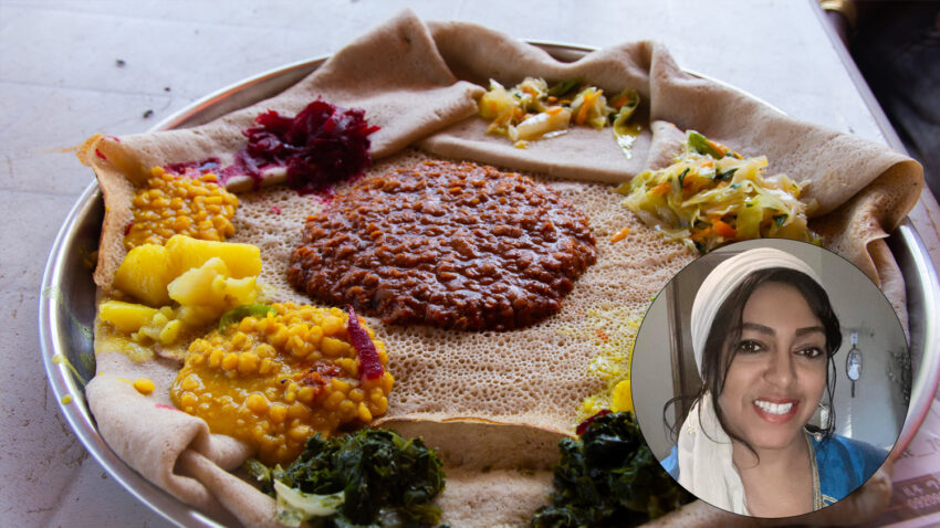 Image for Virtual Class – Ethiopian Cooking: Easy Vegetarian Recipes