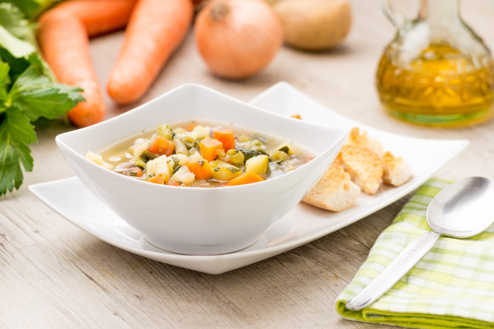 Image for Spring Minestrone