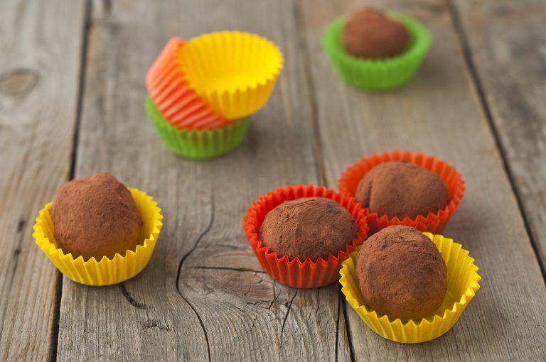 Image for Orange Chocolate Truffles