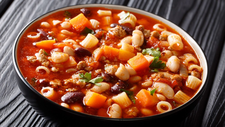 Image for Virtual Budget Cooking: Pasta e Fagioli