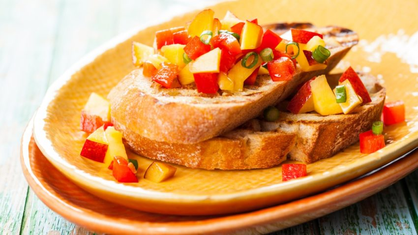Image for Peach Salsa