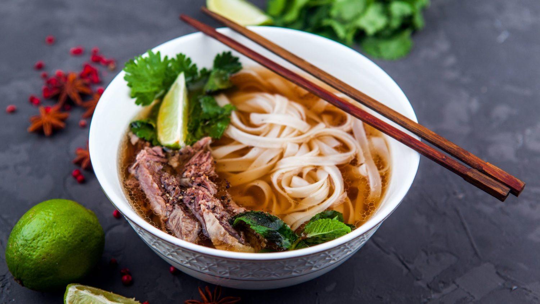 "Image for ""Pho"" Vietnamese Noodle Soup"