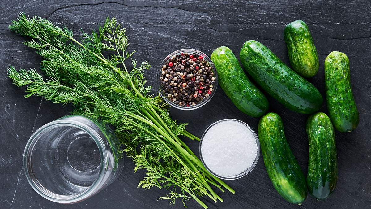 Image for Countertop Fermentation: Pickles