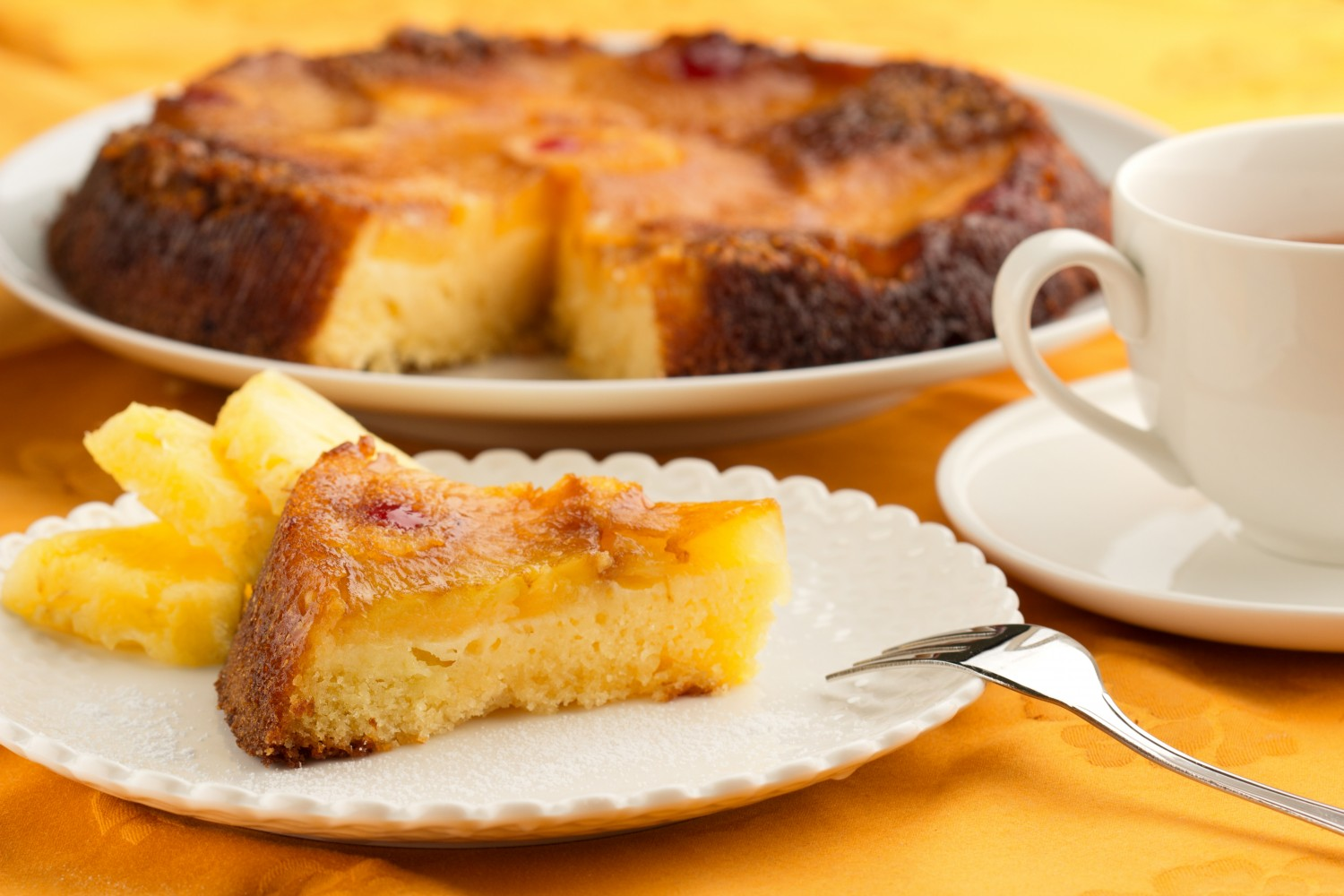 Image for Pineapple Upside Down Cake