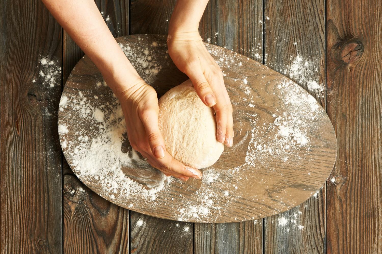 Image for Basic Pizza Dough