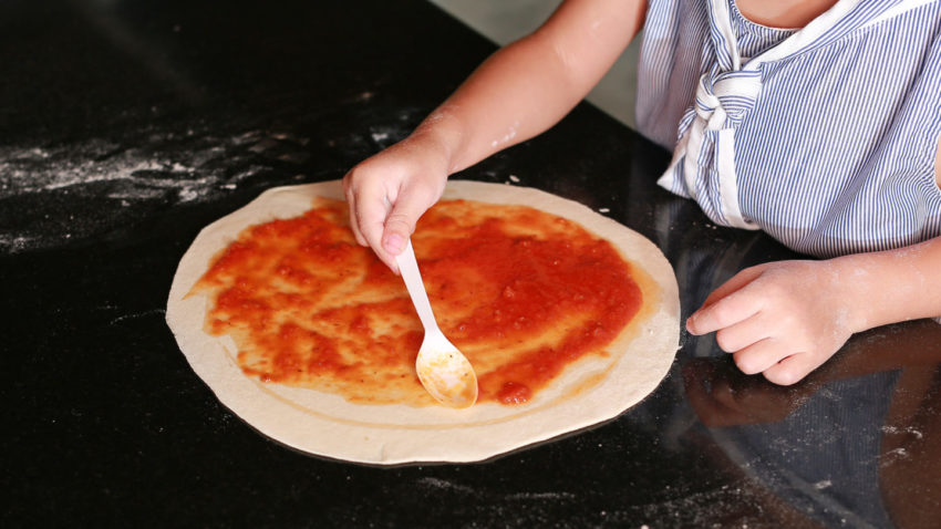 Image for Kids' Cooking: Make a Pizza!