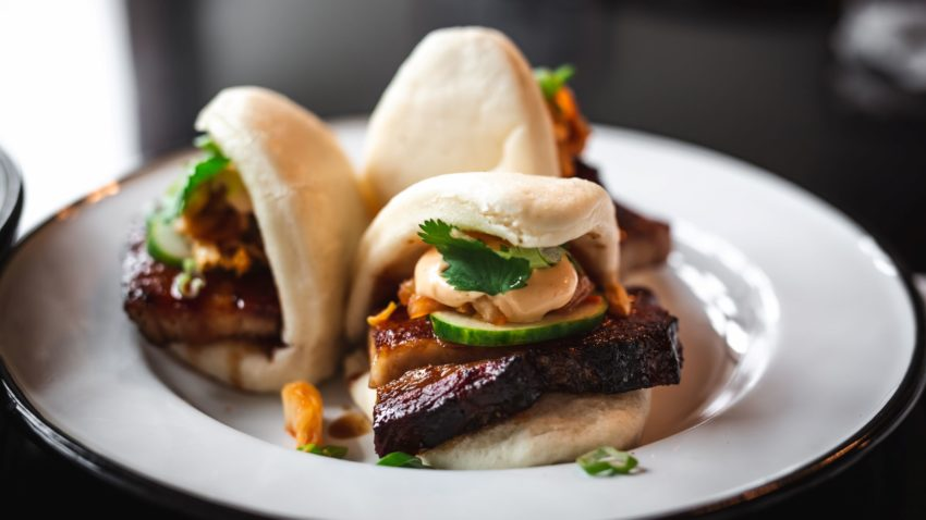 Image for Chinese Cooking: Bao Buns