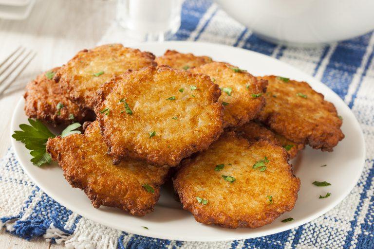 Image for Mashed Potato Pancakes