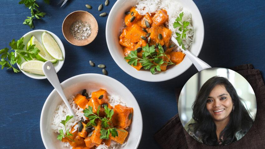 Image for Virtual Class – Himalayan Cooking: Pumpkin Curry