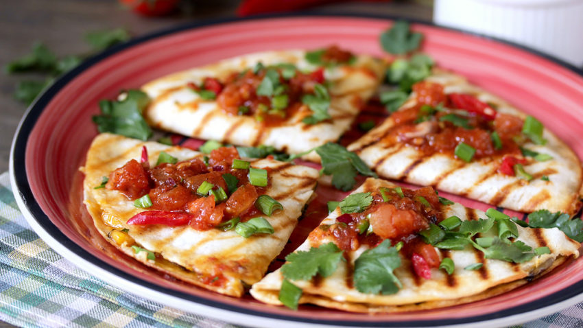 Image for Southwestern Quesadillas