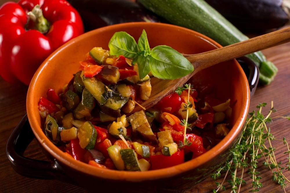 Image for Quinoa Ratatouille