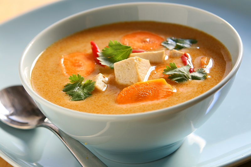 Image for Co+op Basics: Red Curry Soup
