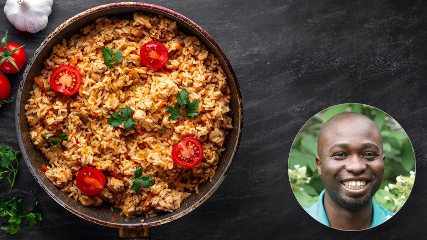 Image for Virtual Class – Ugandan Vegan Cooking: Rice