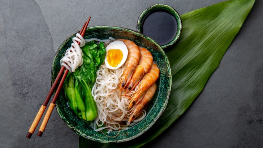 Image for Vietnamese Cooking: Rice Noodle Bowls