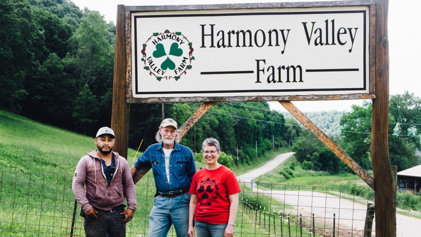 Image for A Trip to Harmony Valley Farm