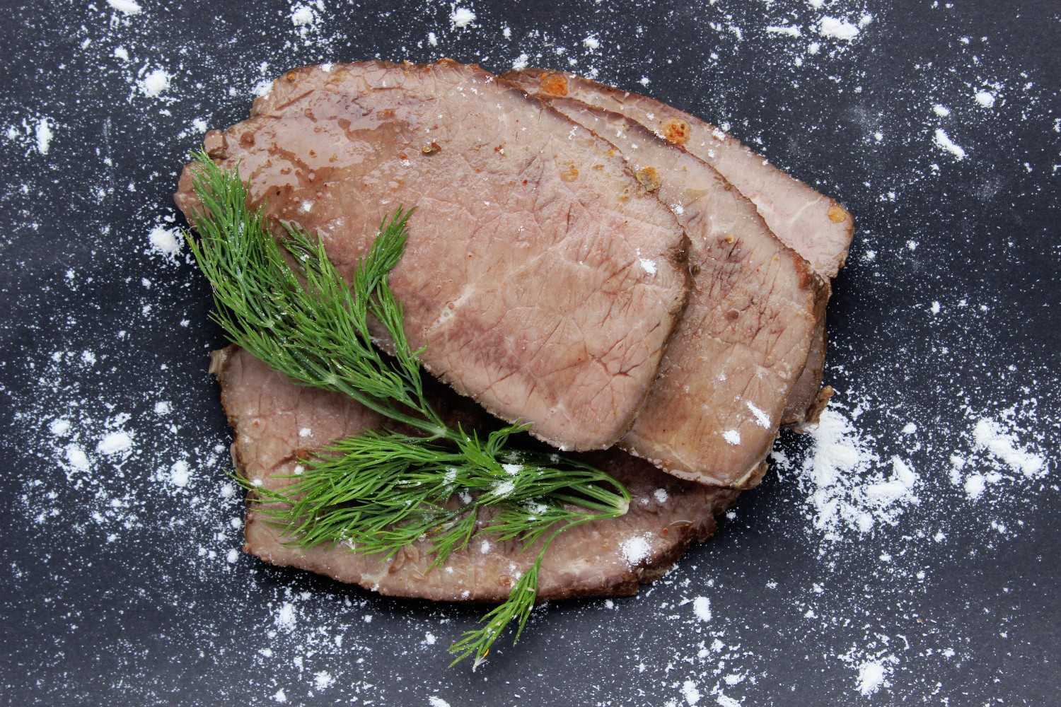 Image for Roast Beef Sandwich with Wasabi Mayo