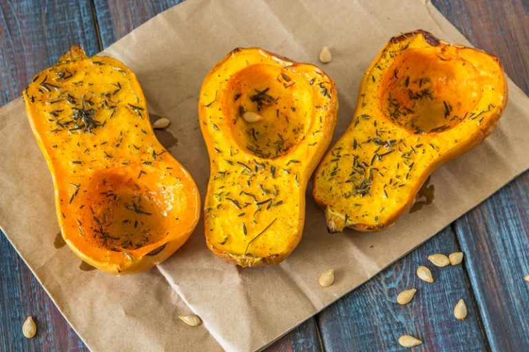 Image for Oven Roasted Butternut Squash