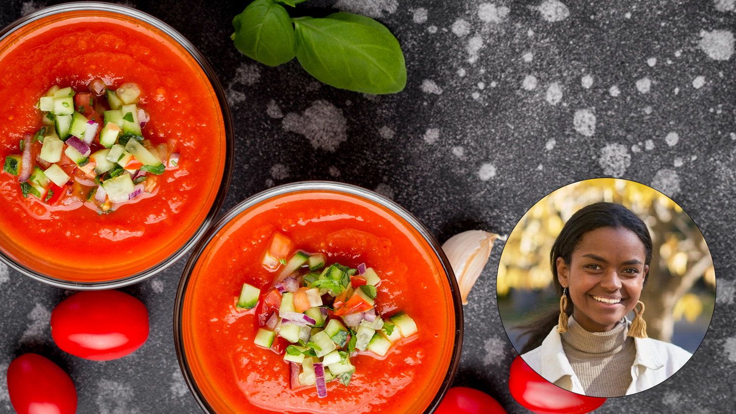 Image for Virtual Class – Budget Cooking: Summery Gazpacho