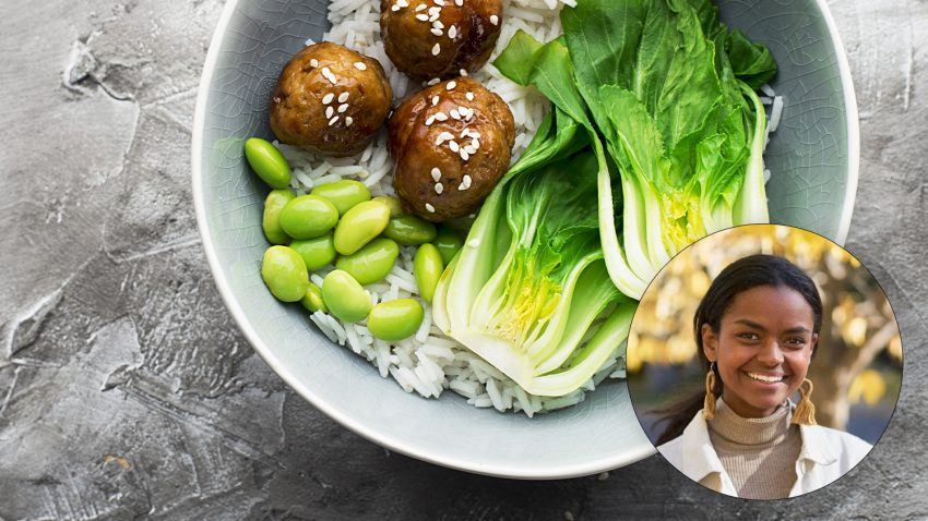 Image for Virtual Class – Budget Cooking: Chicken Meatballs and Coconut Rice