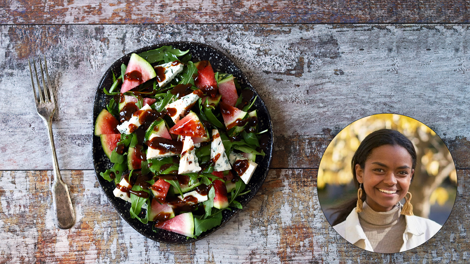 Image for Virtual Class – Budget Cooking: Balsamic Watermelon Chicken Salad