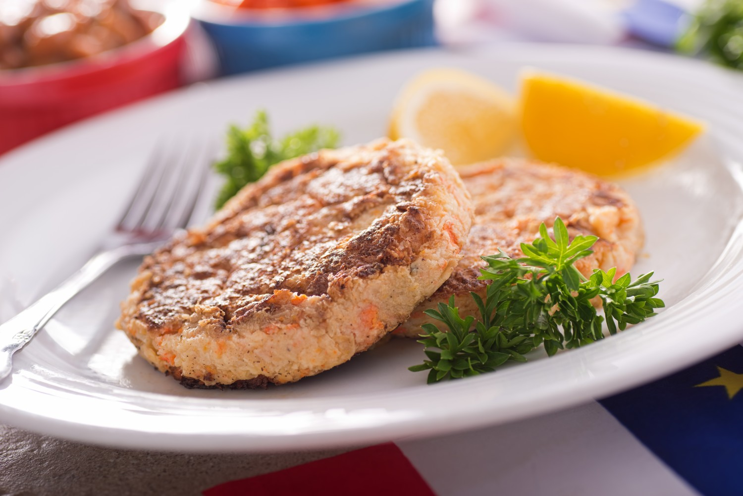 Image for Salmon Cakes