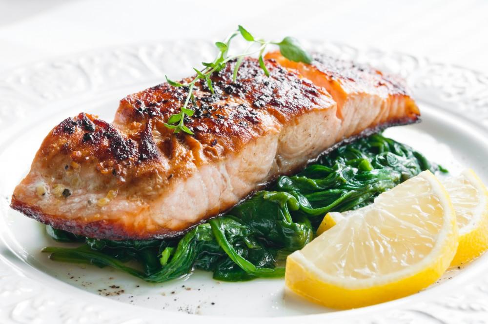 Image for Cider Herbed Salmon